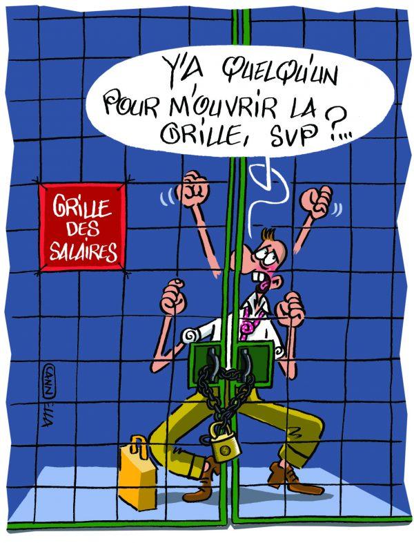 Grilles de salaire 2018 cgt chu clermont ferrand - Grille de salaire fonctionnaire ...