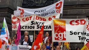 grève grenoble 10 octobre