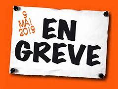 df4e390ffd3 Grève le 9 mai 2019 tract CGT